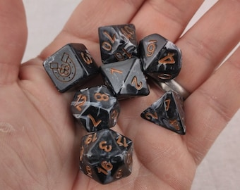 Irish Stout - quirky dnd gift - d20 fantasy dice - for fans of Critical Role or Dungeons and Dragons
