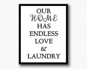Endless Love & Laundry