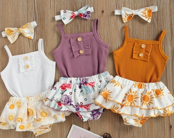 baby girl clothes Summer dress