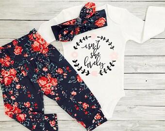 552cdade2c2 Floral baby clothes
