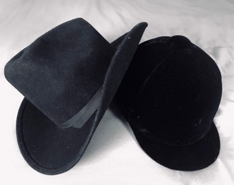 Vintage Youth Riding Hats - Western and English fca9930ed755
