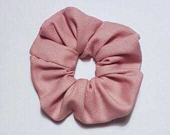 Chouchou «pink Spring»