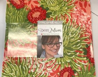 Dear Mum by Robin Pickens Layer Cake