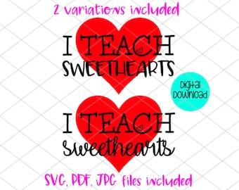 Teacher SVG files