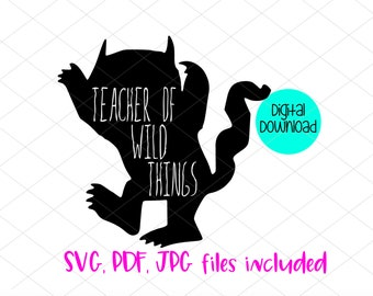 Teacher SVG files