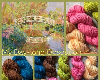 My Day-long Obsession 150g Tonal Gradient Set