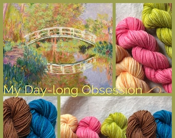 My Day-long Obsession Mini-Skein Gradient Set