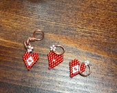 Handbeaded Stitch Marker...