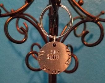 Family established keychain