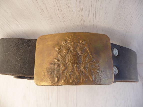Military belt,Russian Belt ,vintage belt