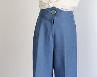 low priced be5d7 de301 High waist pants, wide leg pant, joshua tree, vintage retro style, bell  bottoms, vintage bell bottoms, 70s bell bottoms, vintage flares