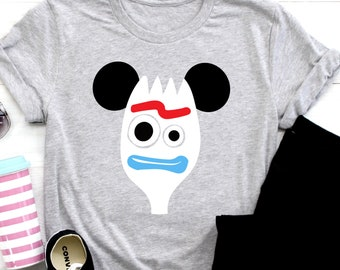 6a6e0da095953f Forky Shirt, Toy Story 4 Shirt, Disneyland Shirt, Kids Disney Shirt, Toy  Story Shirt, Funny Disney Shirt, Adult Disney Shirt
