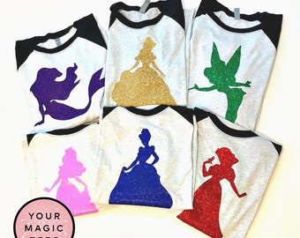 bed97aad Disney Princess Shirt, Disney Bachlorette Shirts, Disney Baseball Tees,  Disney Group Shirts, UNISEX