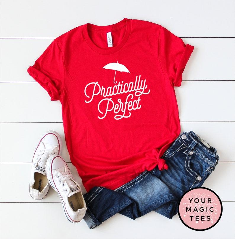 d48ae3593 Mary Poppins Shirt Disney Shirt Disneyland Shirt Kids   Etsy
