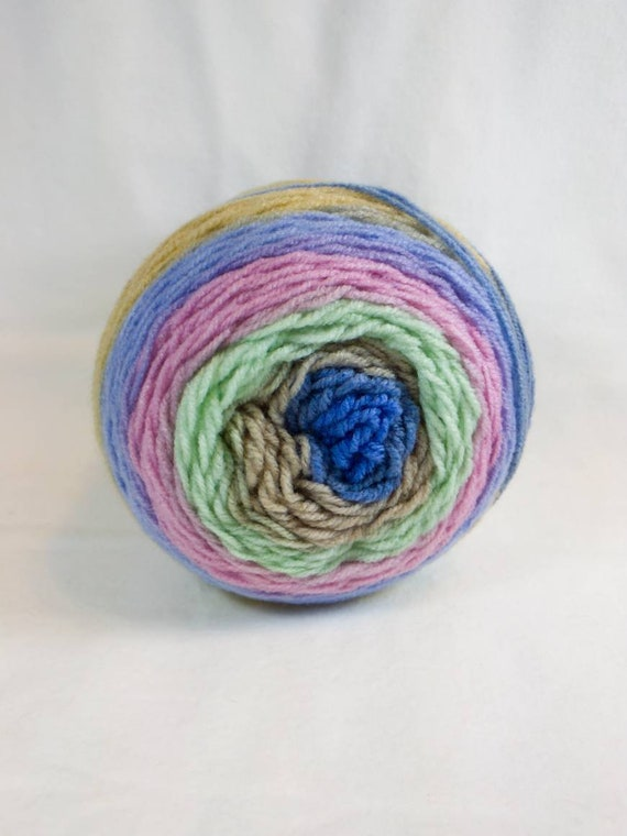 Premier Yarns Flowers Cherry Blossom One Skein Rated 5 Bulky