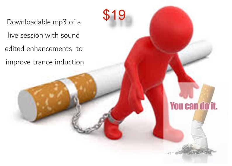 Stop Smoking & Using Other Nicotine Products with Hypnosis image 0