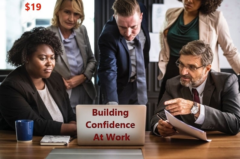 Building Self-Confidence at Work with Hypnosis image 0