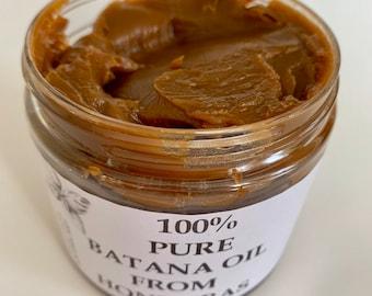 100% pure virgin Batana oil from Honduras.