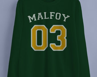 Malfoy 03 unisex sweater jumpers