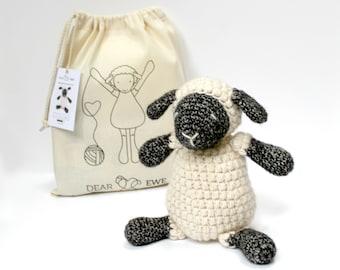 XL Miffy Amigurumi Crochet Kit - Stitch & Story | 270x340