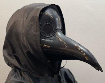 Plague Doctor Mask - Memento Mori Edition