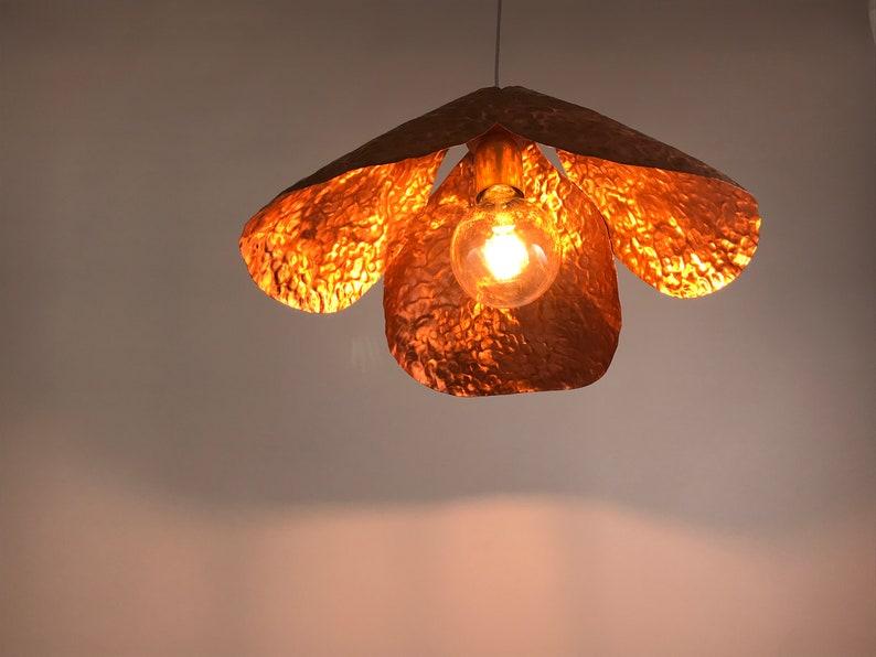 Gift for Her Rustic Home Decor Flower Shaped  Chandelier Lighting
