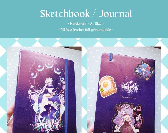 Featured listing image: Sketchbook Journal