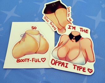 Whats your Type? Stickers