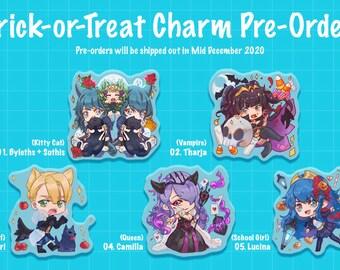 Halloween Charms!