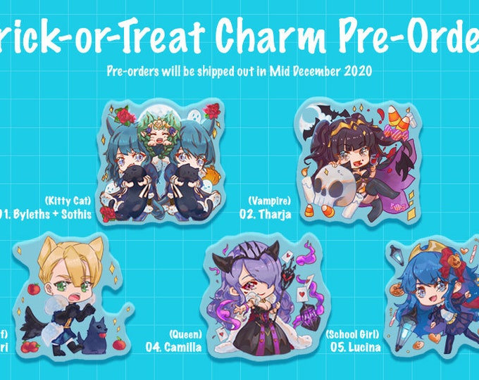 Featured listing image: Halloween Charms!
