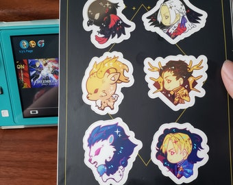 FE3H sticker Sheet