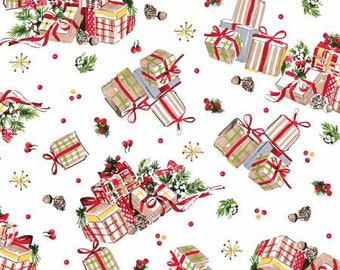 Letters to Santa from All the Trimmings by Maywood Studio #9373-W White