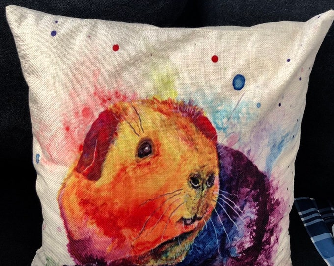 Guinea Pig Pillow Case