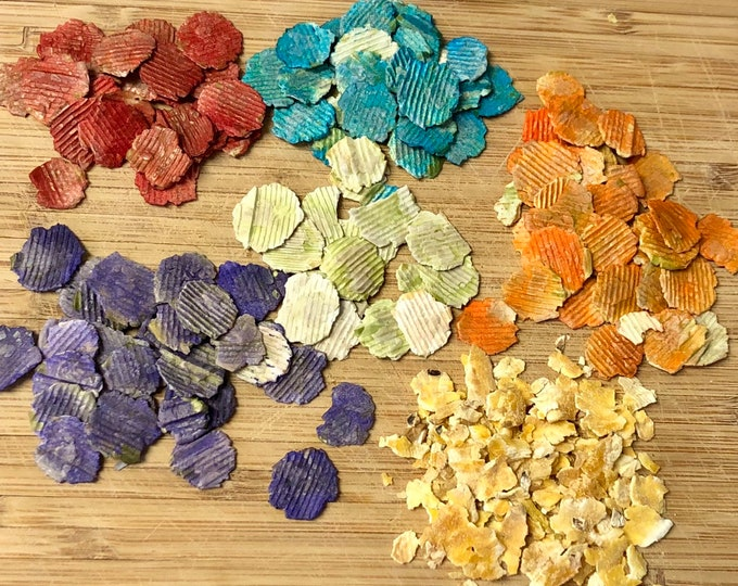 PrEAtty Flakes™ Colored Pea Flakes