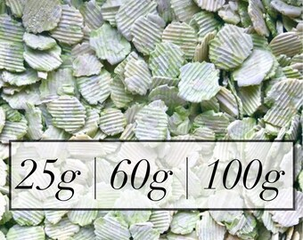 JR Farm Pea Flakes SMALLER SIZES / Premium Pea Flakes /  Imported from Germany / Guinea Pig Treats / Rabbit Treats / Healthy Snack