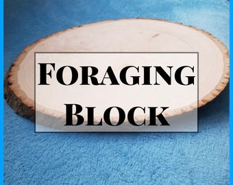 Foraging Block