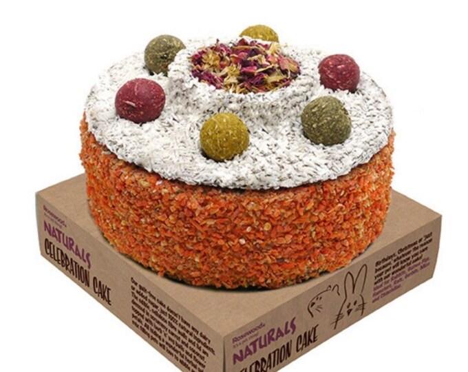 Rosewood Naturals Celebration Cake