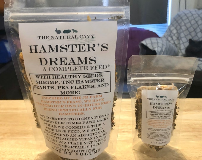 Hamster's Dreams Feed