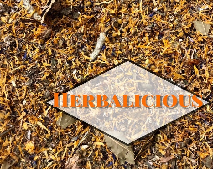 Guinea Pig Hay Treats, Herbalicious™ Forage Mix, Natural Herbs and Roots, Great for Enrichment & Wellbeing of your Pet
