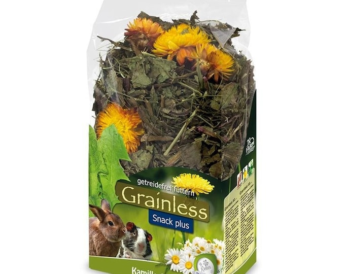 JR Farm Grainless RELAX Dandelion and Chamomile