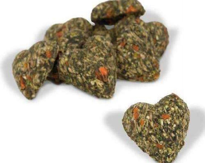 JR Farm Grainless Mini Hearts Sample 3 pack