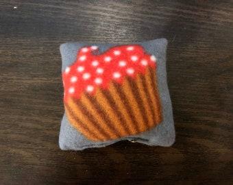 Guinea Pig / Rabbit Cupcake Pillow