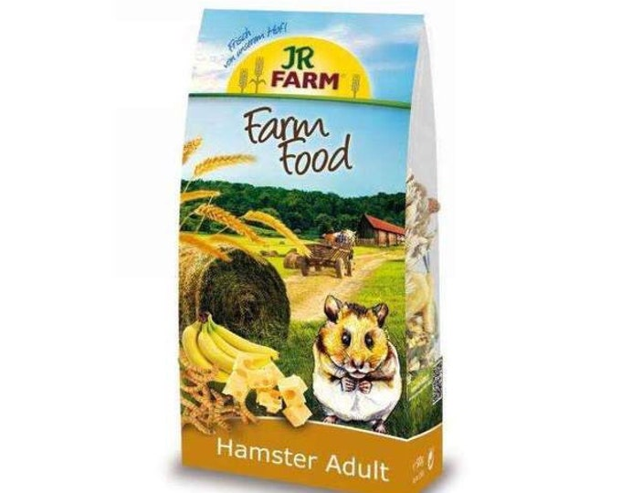 JR Farm Food Hamsters Adult 500gr