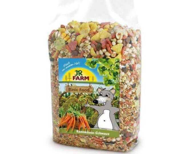 JR FARM Gerbils Feast 600gr
