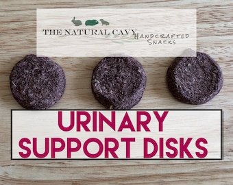 Urinary Support Disks / Powerful Herbal Aids/ Guinea Pig and Rabbit Support Tablet