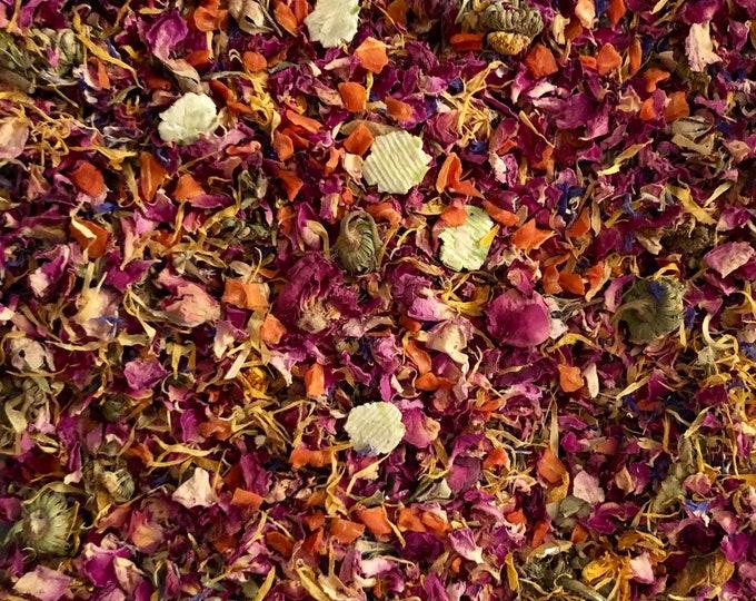Spring Forage / Hay Topper / Herbal Blend