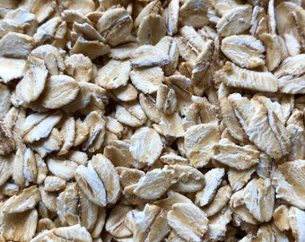 Organic Rolled Oats / Energy and Weight Booster