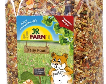 JR FARM Hamsters Feast Daily Food 600gr