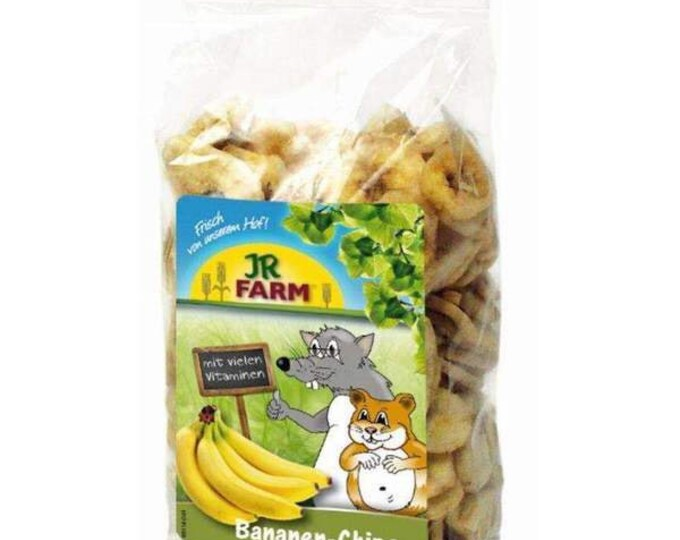 JR Farm Banana Slices