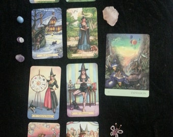 Tarot Reading for Writers